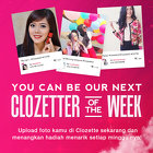 Be The Next Clozetter Of The Week!