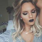 Tips Tampil Tetap Stunning Dengan Makeup Gelap