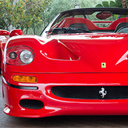 Fast cars can turn grown men into little boys, and can even make a girl's pulse race that bit faster.