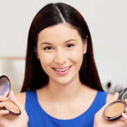 Love that sun-kissed look but don't want to risk getting a sunburn? Sonya shows you how to cheat a little bit and achieve that look by applying bronzer.