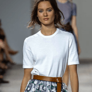Michael Kors is a household name for a reason and that's beacuse he knows how to design clothes you want to live in. His spring/summer collection is no different, inspired by the happy and confident girl who wants that 'hands in pocket' ease.
