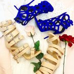 #Love at the first sight with @giuseppezanottiworld 😍😍😍 #liketkit www.liketk.it/twik @liketkit #obsessed #shoes #welcome #crystalscloset #clozette #fashionblogger #sin #soworthit #giuseppezanotti #heels #beautiful