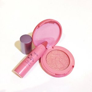 New LOVE:tarte amazonian clay SWEET liptint & blush..Love the shade so much. It's highly pigmented + glitters which instantly gives highlighting effect to ur face & also stays on ur face all day !!