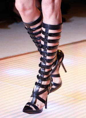 Wish List - Want these gladiator statement shoes :)