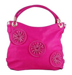 Wish List - Pink casual bag...  Like it :)))