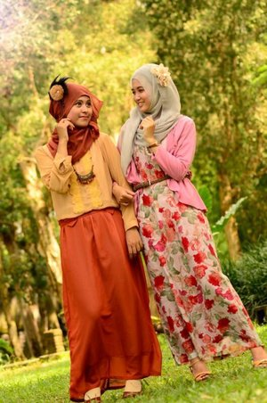 #GoDiscover our blessed friendship since we were 8 y.o with #ClozetteID #ForeverFriendship