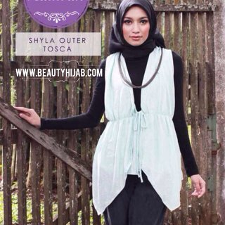 Shyla Outer (in Pink or Mint)